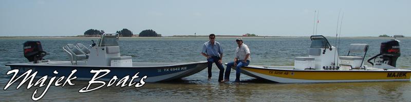 majek boats about