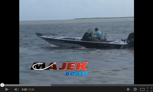 Majek Boats Video