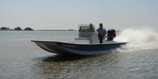 Majek Redfish Line - Majek Boats